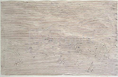 Paul Klee: Versandete Siedlung. 1935 M 20