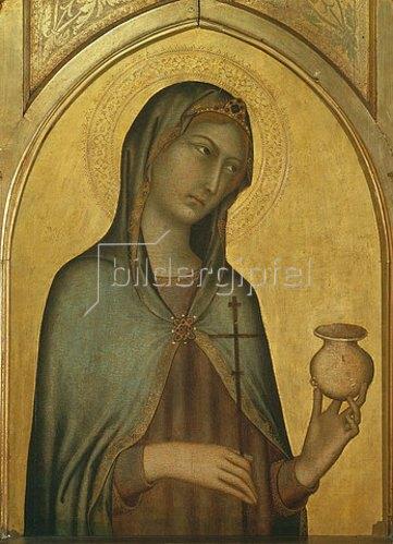 Lippo Memmi: Maria Magdalena.