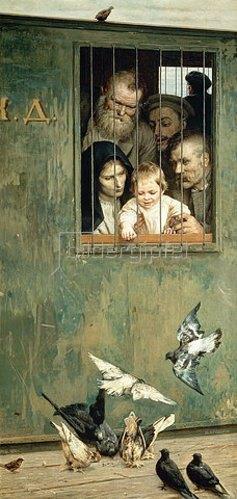 Nikolai Alex Jaroschenko: Leben ist überall.