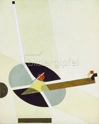 El Lissitzky: Proun G 7. 1923
