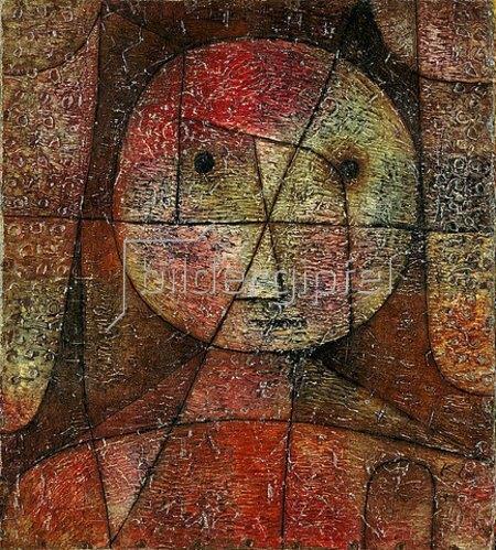Paul Klee: Gezeichneter. 1935.