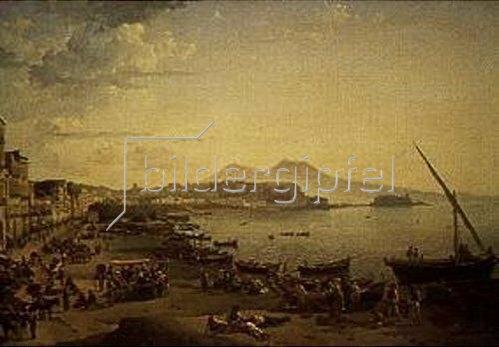 Silvester Stschedrin: Blick auf Neapel.