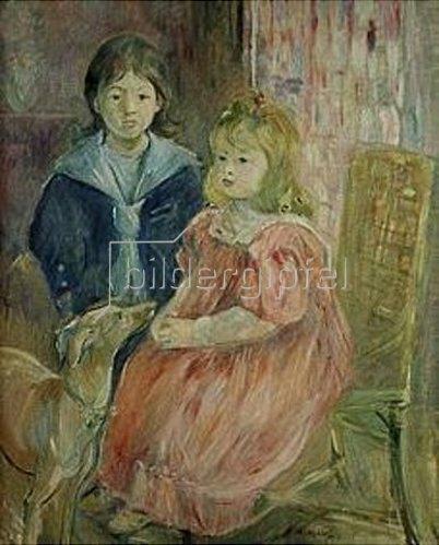 Berthe Morisot: Die Kinder von Gabriel Thomas. 1894.