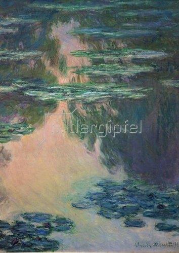 Claude Monet: Nymphéas.