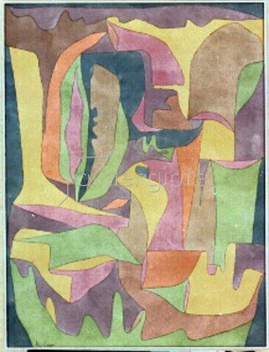 Paul Klee: Landschaft bei Pilamb. 1934
