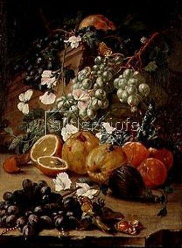 Johann Amandus Winck: Früchtestilleben.