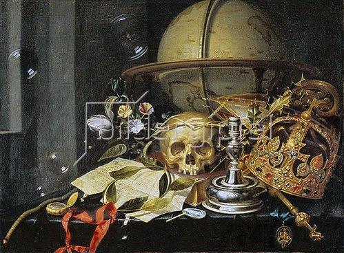 Hendrik Andrieszen: Vanitas-Stilleben. 1635(?).
