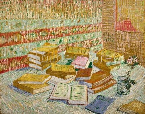 Vincent van Gogh: Die gelben Bücher.