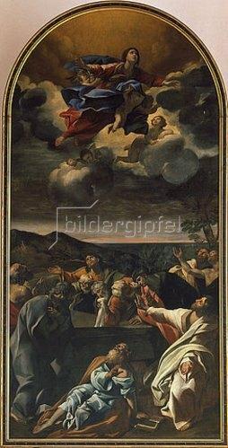 Giovanni Lanfranco: Die Himmelfahrt Mariae. 1631