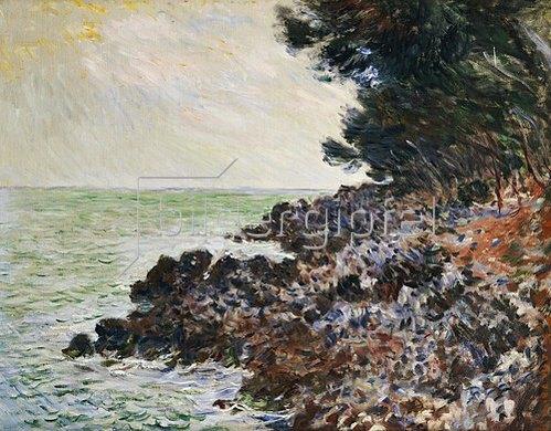 Claude Monet: Cap Martin.