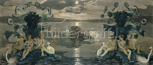 Philipp Otto Runge: Arion's Sea Journey, 1809