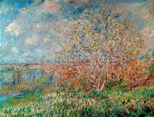 Claude Monet: Der Frühling, 1880-82