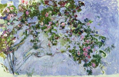 Claude Monet: Die Rosen, 1925-26