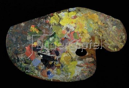 Claude Monet: Monets Palette