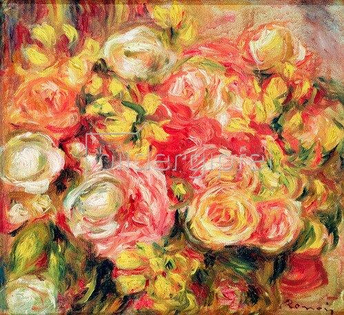 Auguste Renoir: Roses, 1915