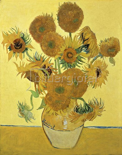 Vincent van Gogh: Sonnenblumen