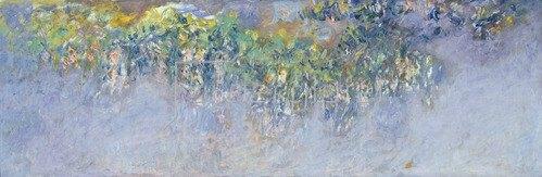 Claude Monet: Blauregen, 1919