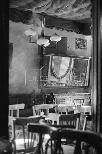 Franziska von Gagern: Cafe El Fishawy Kairo