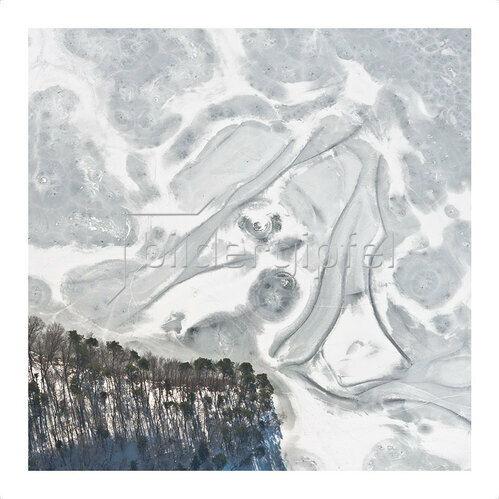 Günter Kozeny: Eis-Insel