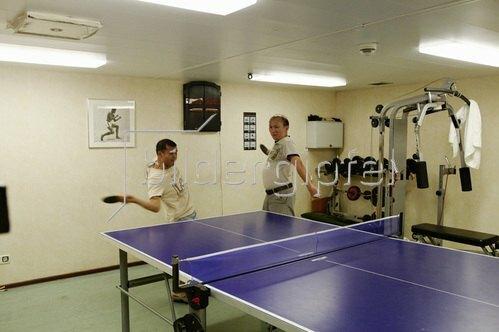 Hartmann / Banse: Muhammad Ali. Ping. Pong.