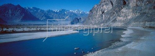 Horst A. Friedrichs: Skardu Himalaya Pakistan