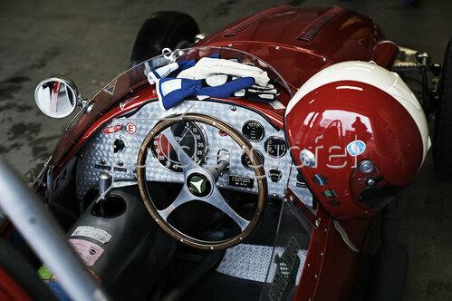 Horst A. Friedrichs: Lotus 38 Poggi 1959