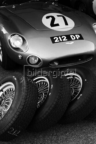 Horst A. Friedrichs: Aston Martin