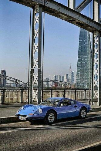 Horst A. Friedrichs: Ferrari Dino