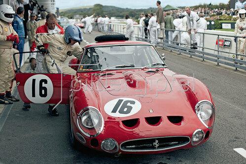Horst A. Friedrichs: 1963 Ferrari 330