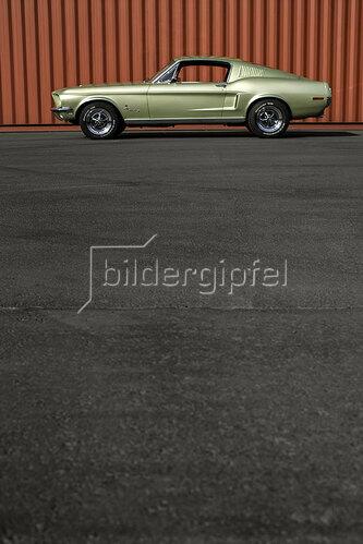Horst A. Friedrichs: 68er Mustang Fastback