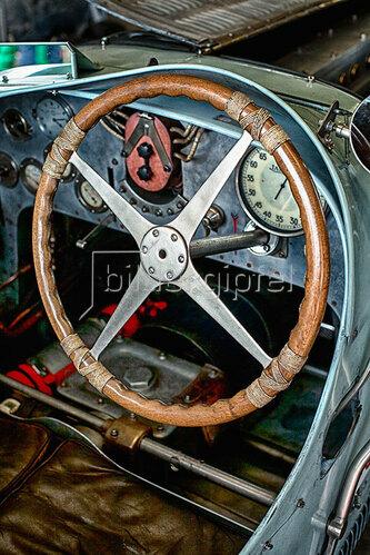 Horst A. Friedrichs: Ein Cockpit anno dazumal
