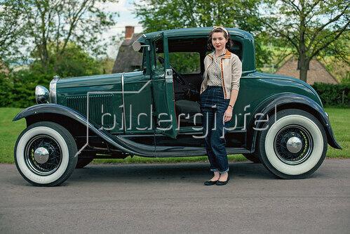 Horst A. Friedrichs: 1930 Ford Model A