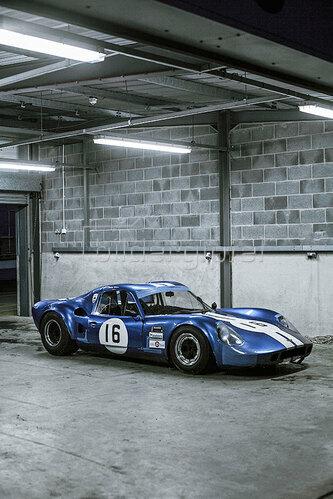 Horst A. Friedrichs: 1968er Chevron B8