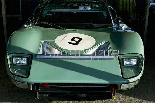 Horst A. Friedrichs: Ford GT40