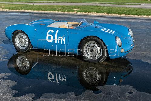 Horst A. Friedrichs: Porsche_1955_RS