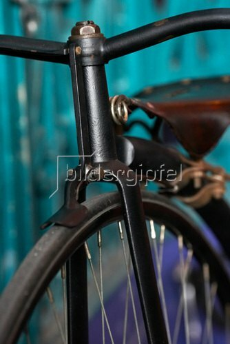 Horst A. Friedrichs: Cycle Style.<p>High Wheel Bicycle.
