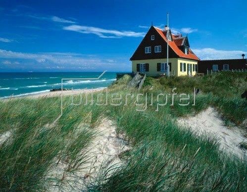 Ferienhaus am Meer in Gammel Skagen, Skagen, Nordjütland, Jütland, Dänemark