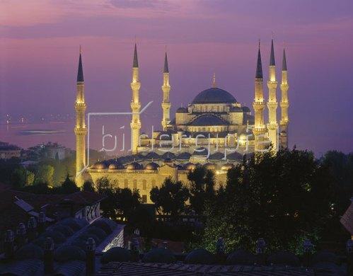 Sultan Ahmet Moschee