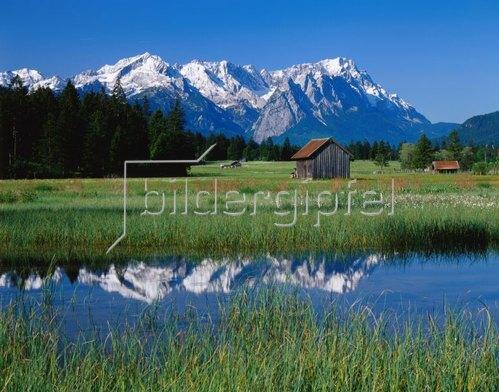 Sieben Quellen bei Eschenlohe, Oberbayern
