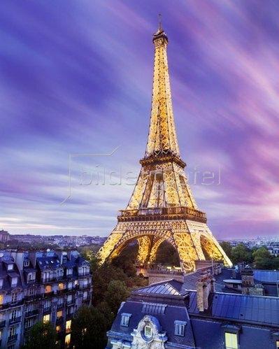 Eiffelturm, Paris, Ile de France, Frankreich
