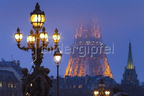 Paris, Ile de France, Frankreich