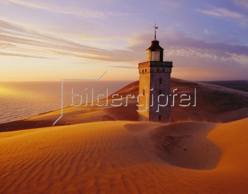 Lonstrup lighthouse, Jylland, Jutland, Dänemark
