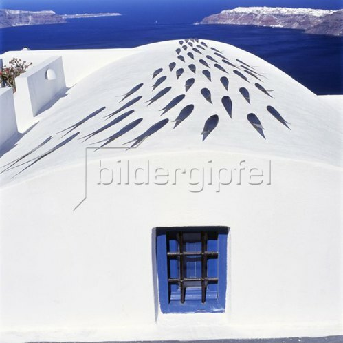 Imerovigli, Insel Santorin, Kykladen, Ägäische Inseln, Griechenland