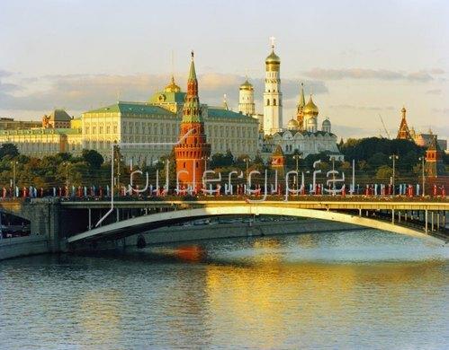 Kreml, Moskau, Oblast Moskau, Russland