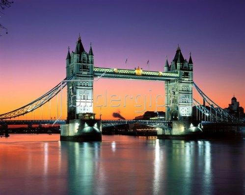 Tower Bridge, London, Südengland, Großbritannien
