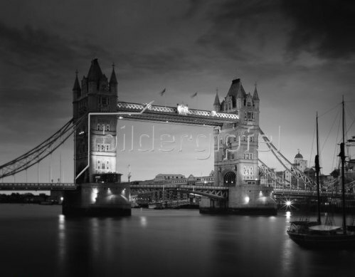 Tower Bridge, London, England, Vereinigtes K?nigreich