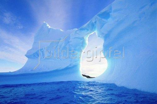 Iceberg, Antarktische Halbinsel