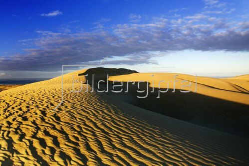 Aupori Halbinsel, Sanddünen von Te Paki, Nordinsel, Neuseeland