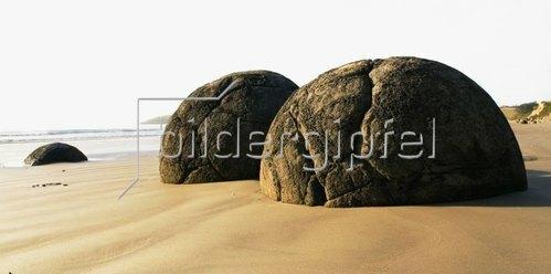 Moeraki Boulders, Clutha-Central Otago, South Island, Neuseeland