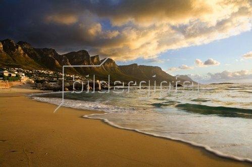Camps bay, Kapstadt, West-Kap, Südafrika